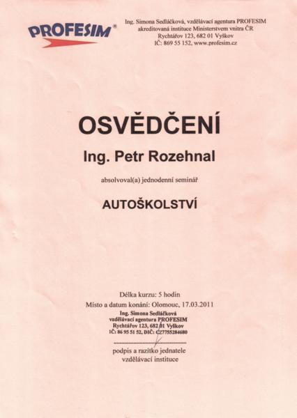 Autoškola Frýdland nad Ostravicí kurz